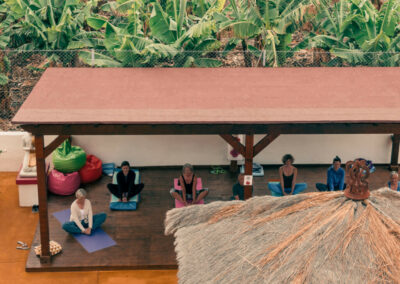 Yoga Retreats auf Teneriffa