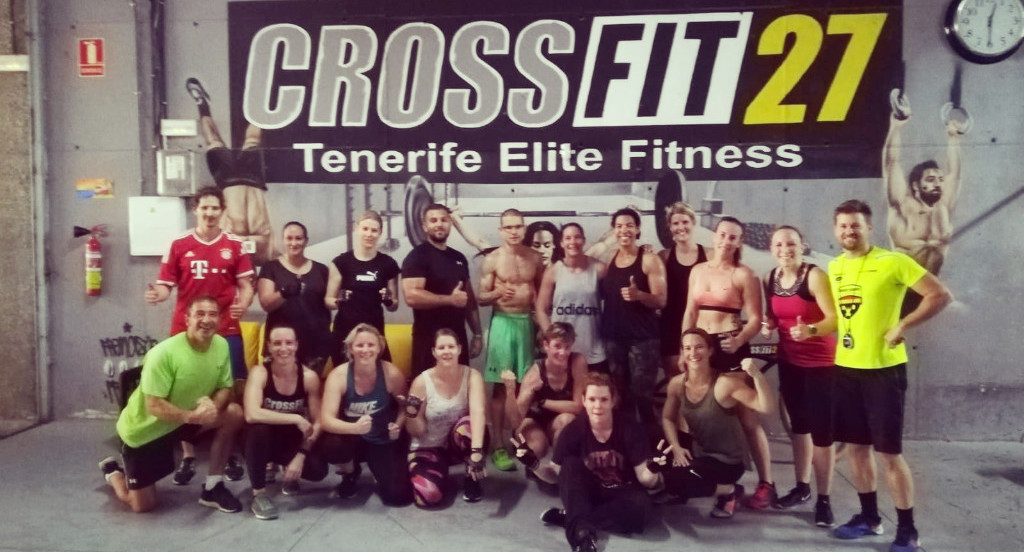 Fitnessretreat auf Teneriffa