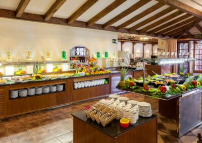 Buffet Hotel Isabel auf Teneriffa