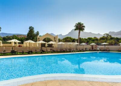Pool Hotel Isabel auf Teneriffa